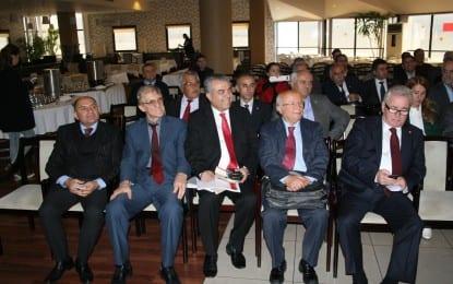 CHP'de başkanlar eğitimden geçti