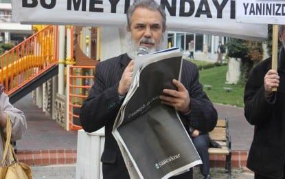 Atatürk'e hakarete beraat!