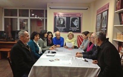 Bem Bir Sen Yöneticileri Karaosmanoğlu'na Açık Destek Verdi