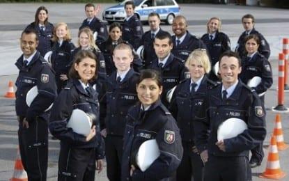 Ausbildung bei der Polizei