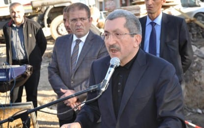 Karabük Belediyesi  Temelleri Sağlam Attı