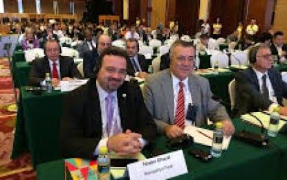 Antalya Büyükşehir Belediyesi Asyalı Belediyelerin Çin'deki Buluşmasına Katıldı