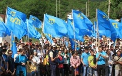 Lviv'de Kırım Tatarları konulu konferans