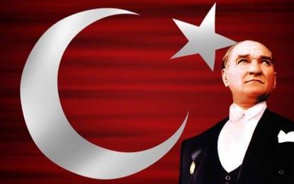 Atatürk Ölmedi,Yüreğimde yaşıyor şarkısı test yayını