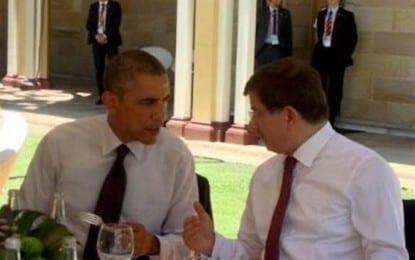 Başbakan Davutoğlu ikili temaslarda bulundu