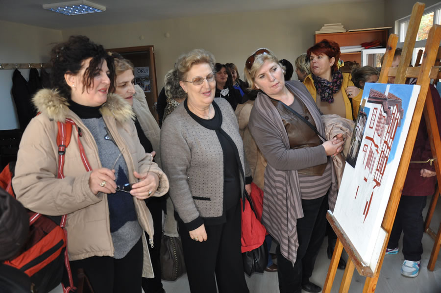 Kosavalı Türk Kadınları Karabük'te2