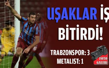 Trabzonspor işi bitirdi!