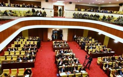 Ankara'da Bütçe Tamam