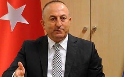 Çavuşoğlu: Rusya'nın Kırım ilhakının hiçbir gerekçesi olmayacak