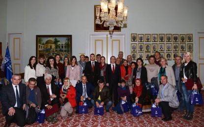 Balkanlar Bursa'da Zirve Yaptı
