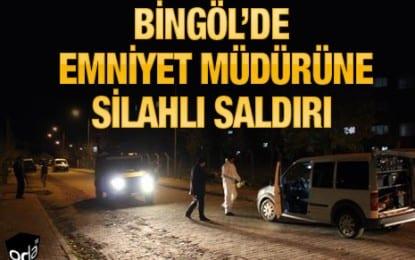 Recep Tayyip Erdoğan Mahallesi'nde Saldırı