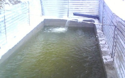 Dinlendirme Havuzları Devrede