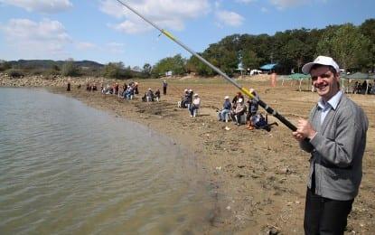 Engelliler Balık Tutacak