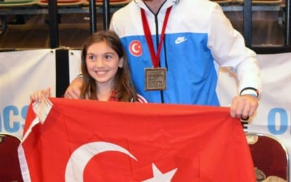 Erkan Dünya Şampiyonu