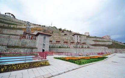 Ankara'ya 18 Dev Park Daha