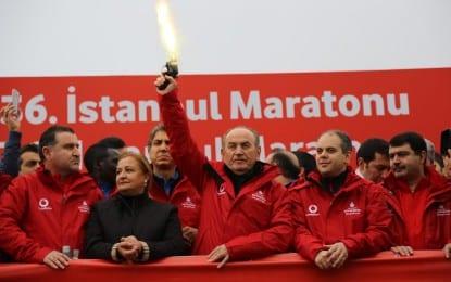36. İstanbul Maratonu Başladı
