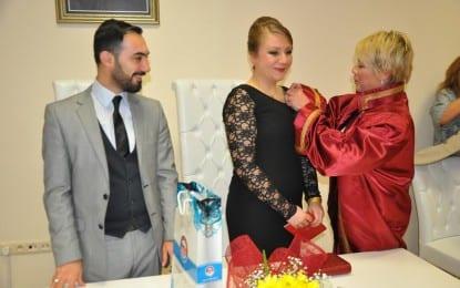 Başkan Vekili Pınar Uysal İlk Nikâhını Kıydı