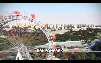 Karabük Kanyon Park Filmi Çekildi