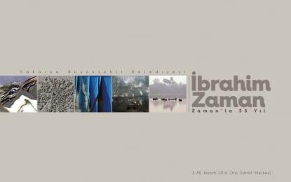 OSM'de Zaman'la 55 Yıl Sergisi   Büyükşehir