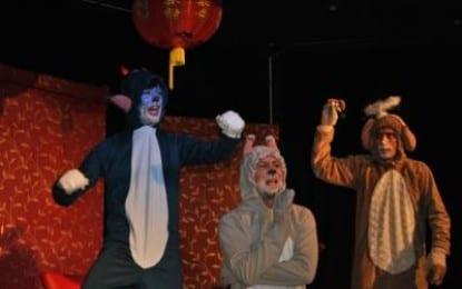 Çocuklar çok gülecek- Tiyatro Olmazsa Olmaz