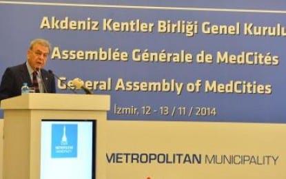 İzmir'in 'Akdeniz kimliği' öne çıkacak