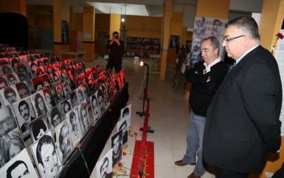 Kesimoğlu, Utanç Müzesi'ni Gezdi