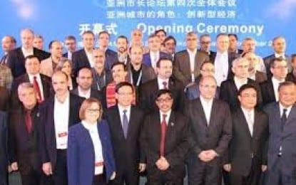 Belediye Başkanları Çin'deydi