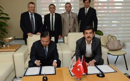 Antalya Çin'in Qingdao kenti ile işbirliği köprüsü kuruyor