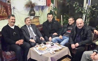 MHP il başkan adayı Sedat Arı Çayırova ilçesinde