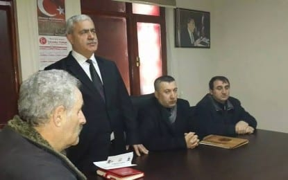Mehmet Şeref Uzunal MHP Çayırova'ya Resmen Aday