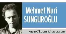 MEHMET Nuri Sunguroğlu yeni resmi