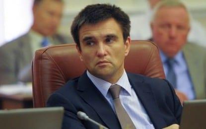 Klimkin: AGİT'in tarihe karışmaması için Kırım'dan başlamalı