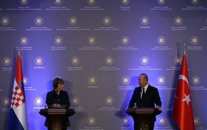 Çavuşoğlu: Üçlü Mekanizma'ya Hırvatistan da Ekleniyor