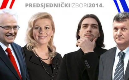 Hırvatistan'da Cumhurbaşkanlığı Seçimleri İkinci Tura Kaldı