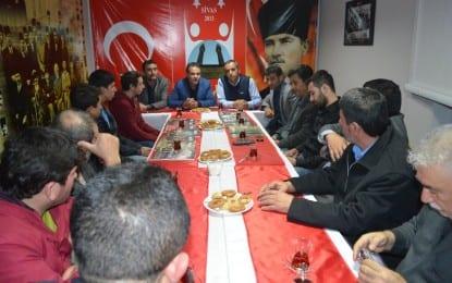 Büyük Birlik Antalya  Sivaslılar Derneğin'de