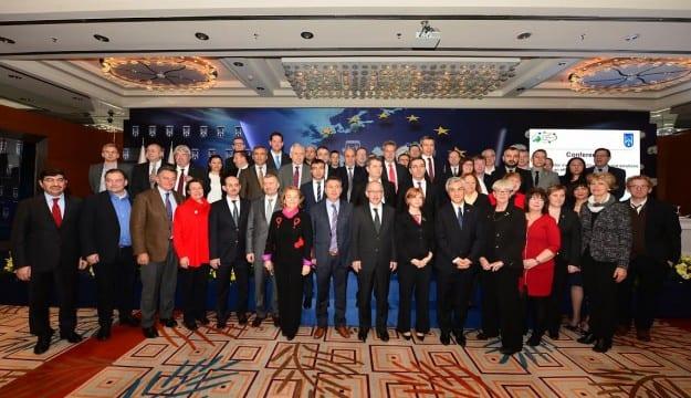 Avrupa Bölgeler Asamblesi (AER) Ankara'da Başladı