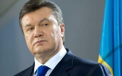 Devrik Cumhurbaşkanı Yanukoviç Gıyaben Tutuklandı
