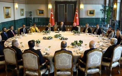 Erdoğan Geleneği Sürdürüyor
