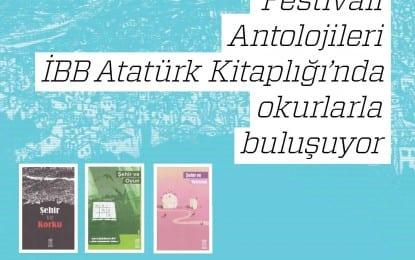 İTEF-İstanbul Tanpınar Edebiyat Festivali Antolojileri İBB Atatürk Kitaplığı'nda Okurlarla Buluşuyor