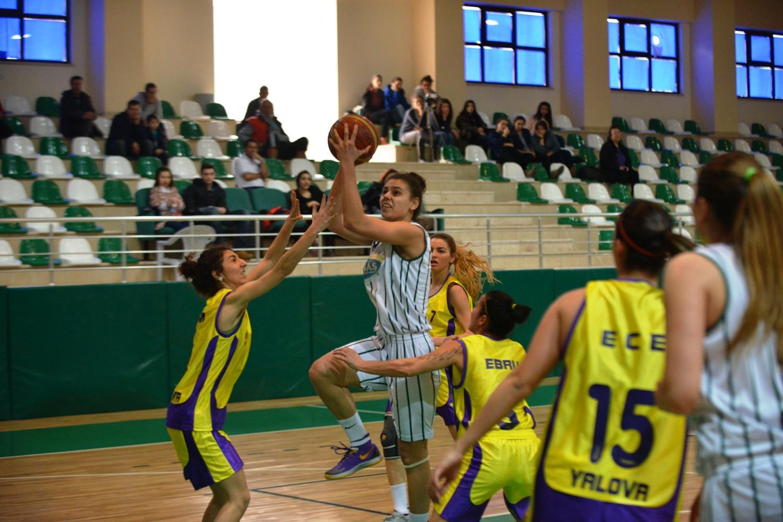 yalova basket