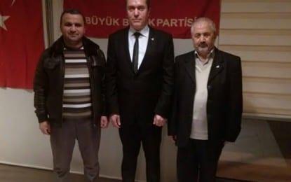 Mustafa Mercan BBP'den Kocaeli Milletvekili Aday Adayı