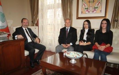 Stajyer Avukatlardan Ziyaret