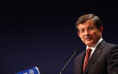 Başbakan Davutoğlu New York'ta Dış İlişkiler Konseyi Yıllık Kurumsal Konferansı'na Şeref  Konuğu Olarak Katıldı.