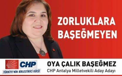 CHP'li Aday Adayı Başeğmez: Bakan Olmak İçin Yola Çıktım