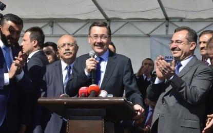 """Başkan Gökçek """"Kırsal Kalkınma"""" Desteği Projesi'ni Çubuk'tan Başlattı…"""