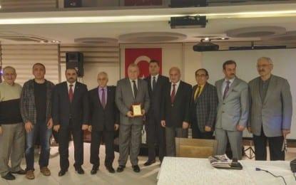 Aydınlar  Ocağı   Özcan Pehllivanoğlu Konferansı