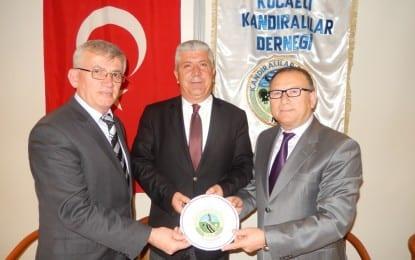 Ak Parti Milletvekili Aday Adayı Ercüment Şahin Kocaeli Kandıralılar Derneğinde..