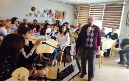 Çankaya Hanımlar Lokali'nde Müzik Ziyafeti