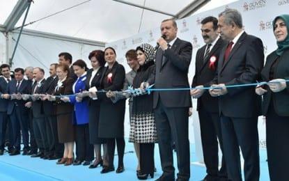 """""""Sağlık Hizmetleri, Yeni Türkiye Hedefinin Öncelikli Alanlarından Biri Olmaya Devam Edecek"""""""