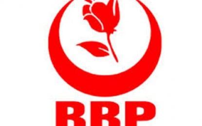 BBP Milletvekili  Aday Adaylık Süresi Uzatıldı
